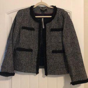 Gorgeous J.Crew Tweed Jacket Blazer NWT